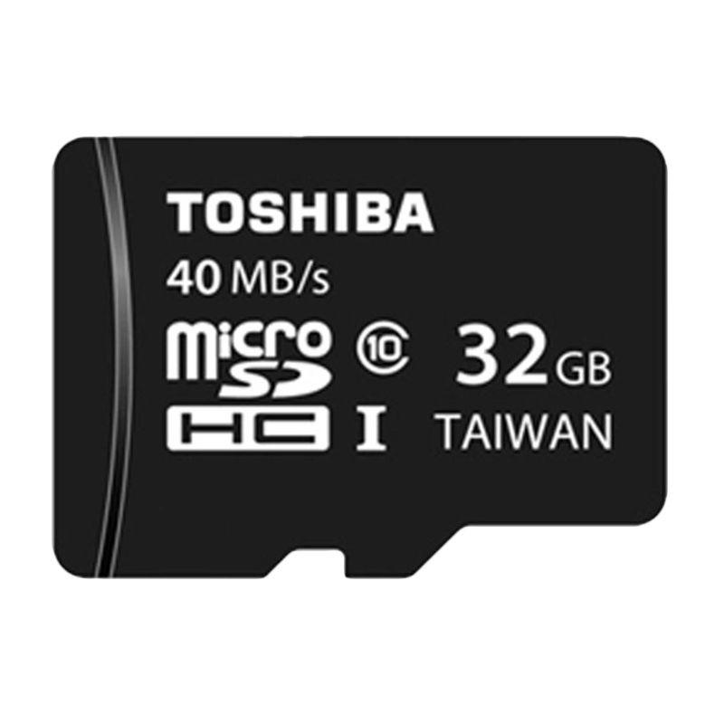 Toshiba Micro SDHC Class 10 UHS-1 Memory Card [32 GB/40 MB/s]