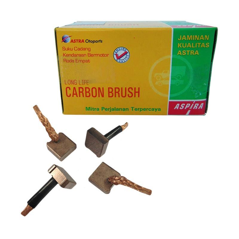 Aspira 4W 11-NDX7 Carbon Brush