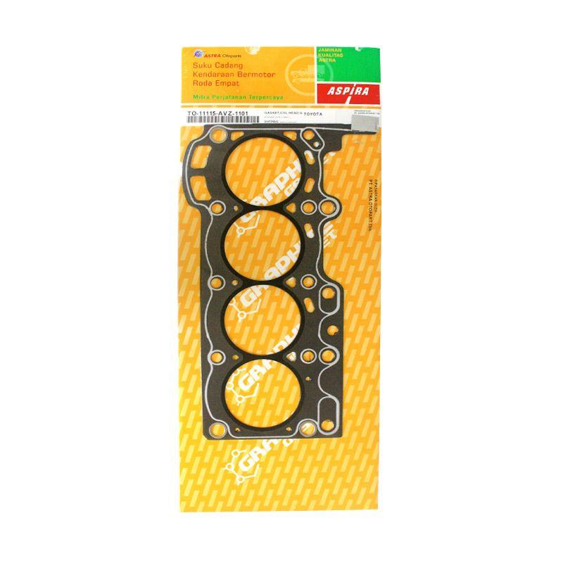 Aspira 4W DA-11115-S89-1120 Cylinder Head Gasket Non Asbestos