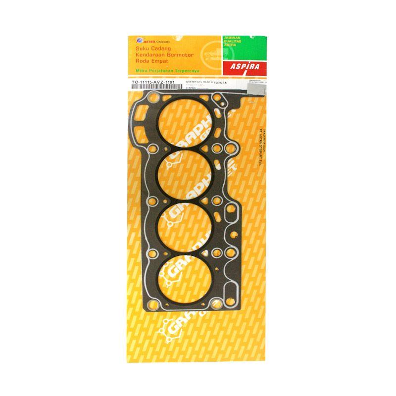 Aspira 4W IS-94332-P25-1100 Cylinder Head Gasket Graphite