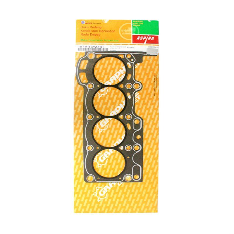 Aspira 4W MI-01330-P12-1120 Cylinder Head Gasket Non Asbestos
