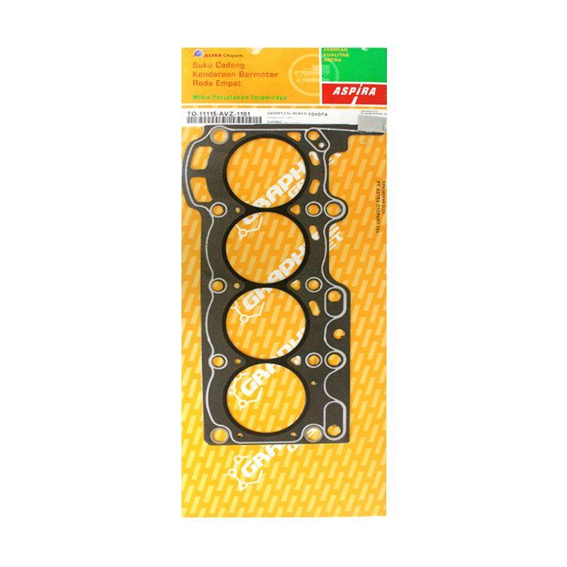 Aspira 4W MI-02890-KUD-1120 Cylinder Head Gasket Non Asbestos