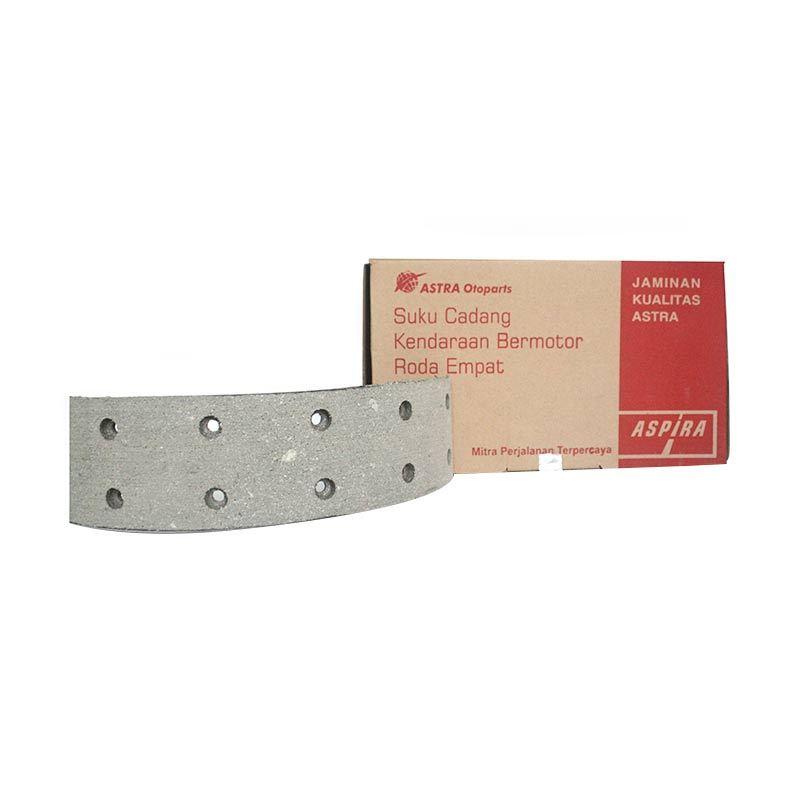 Aspira 4W MI-8116R-19P-1700 Brake Linning [Rear]