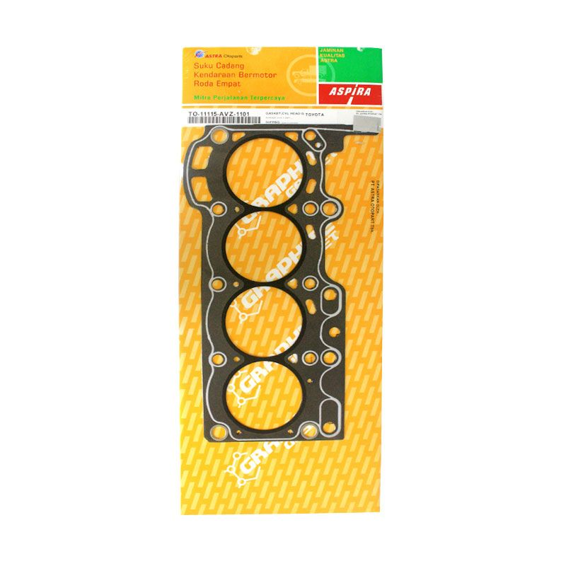 Aspira 4W MI-88581-L3D-1120 Cylinder Head Gasket Non Asbestos