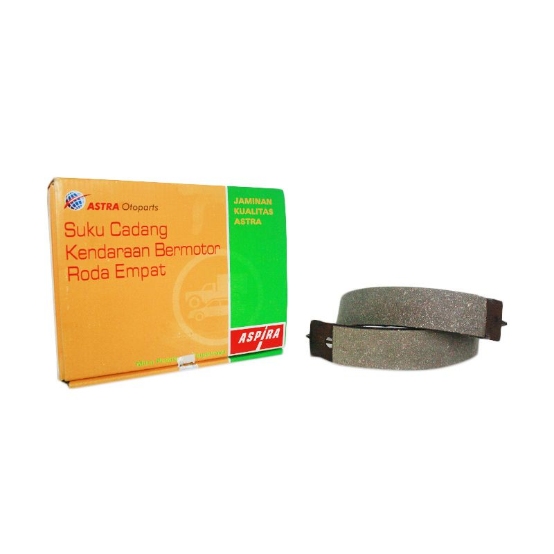 Aspira 4W TO-04495-K5K-1700 Brake Shoe Set Kampas Rem