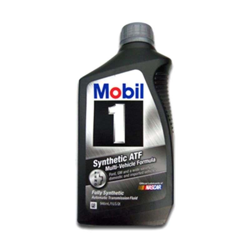 Mobil 1 Synthetic ATF Oli Pelumas [946 mL]