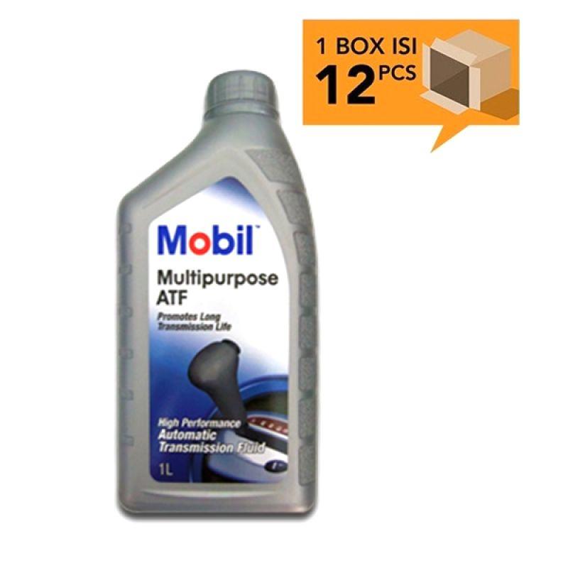 Paket Karton - Mobil ATF Multipurpose Oli Transmisi [12 Pcs/1 L]