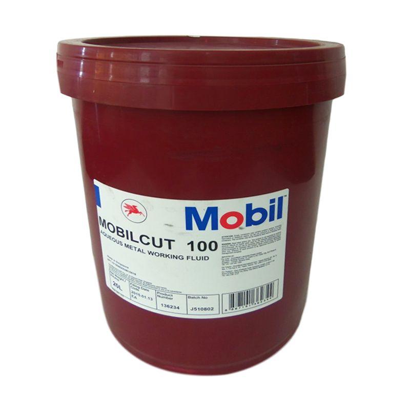 Mobil Cut 100 Oli Pelumas [20 Liter]