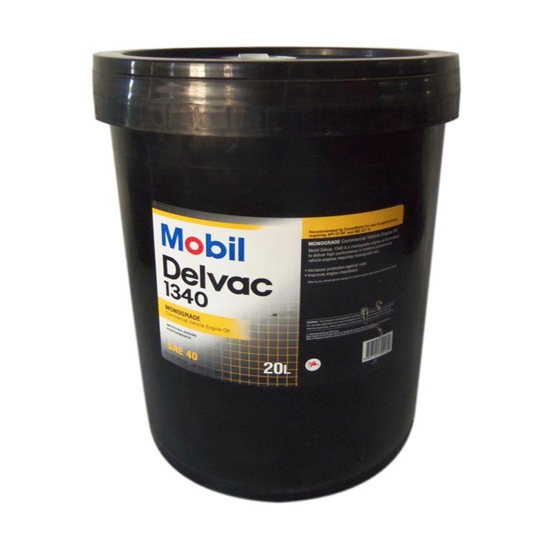 Jual Mobil Delvac 1340 Oli Pelumas 20 Liter Online