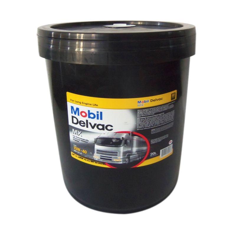 Jual Mobil Delvac MX Oli Pelumas 20 Liter Online