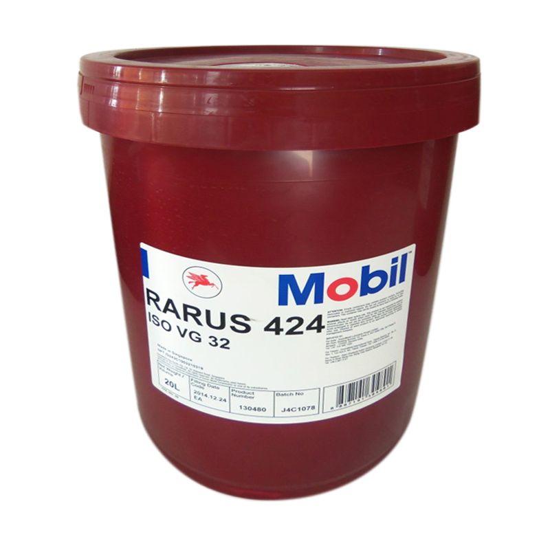 Mobil Rarus 424 Oli Pelumas [20 Liter]