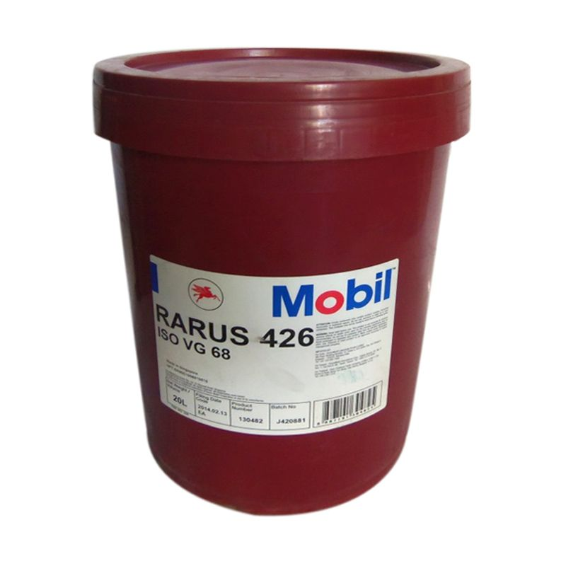 Mobil Rarus 426 Oli Pelumas [20 Liter]