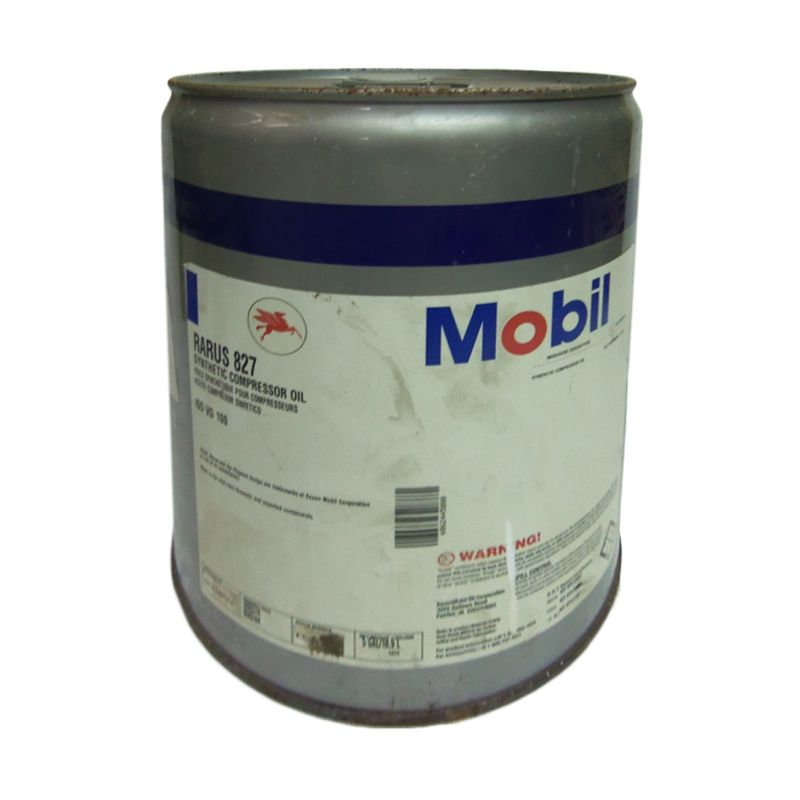 Mobil Rarus 827 Oli Pelumas [18.9 Liter]