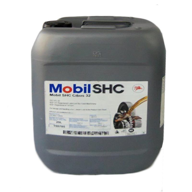 Mobil SHC Cibus 32 Oli Pelumas [20 Liter]