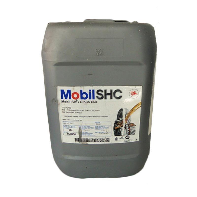 Mobil SHC Cibus 46 Oli Pelumas [20 Liter]