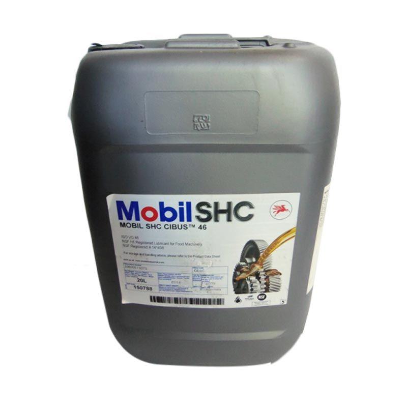 Mobil SHC Cibus 460 Oli Pelumas [20 Liter]