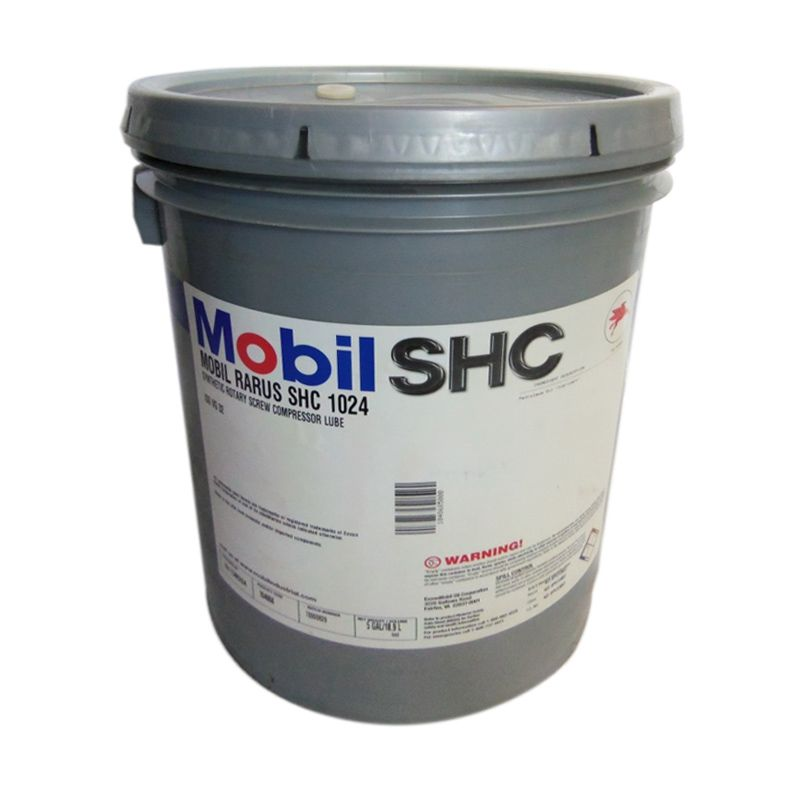 Mobil Rarus SHC 1024 Oli Pelumas [18.9 Liter]