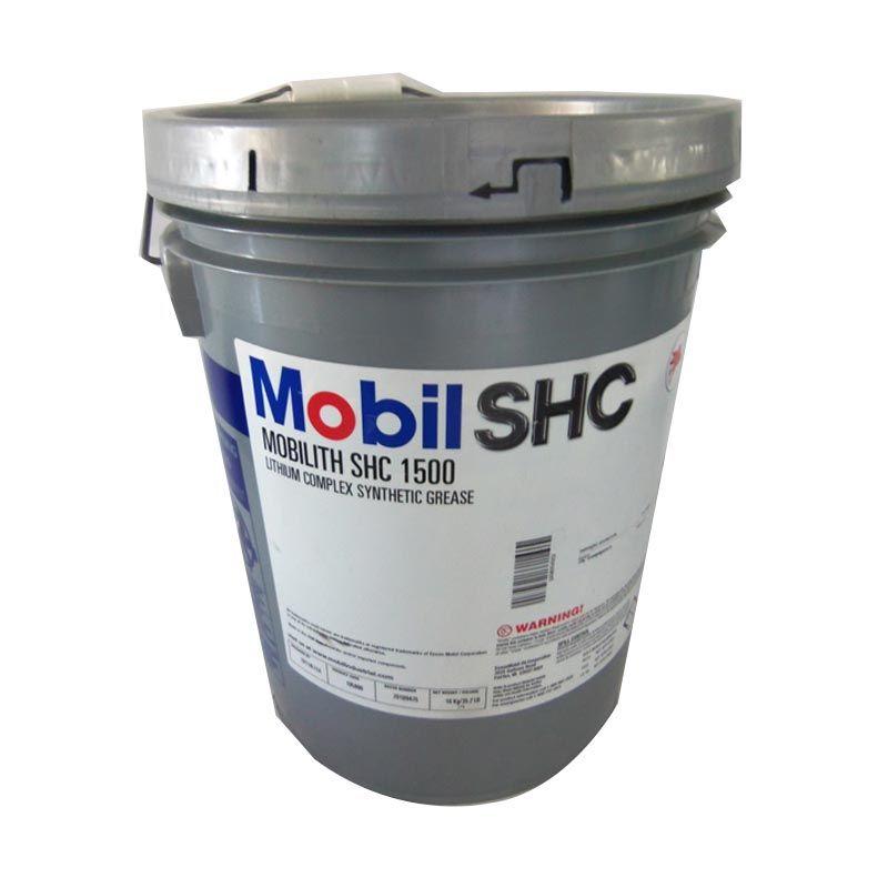 Mobil Mobilith SHC 1500 Oli Pelumas [16 Kg]