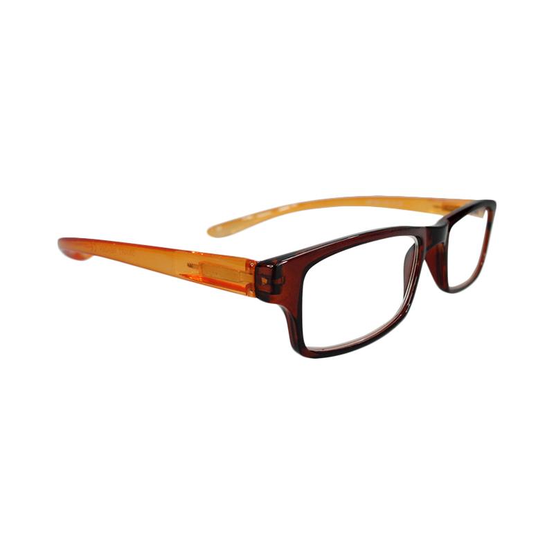 Jual Smart Reader Kacamata Baca - Coklat Online - Harga   Kualitas Terjamin   44d8e28806