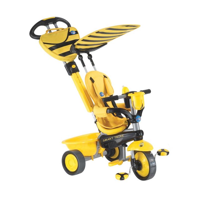 SmarTrike New Touch Steering Zoo Sepeda Anak - Bee