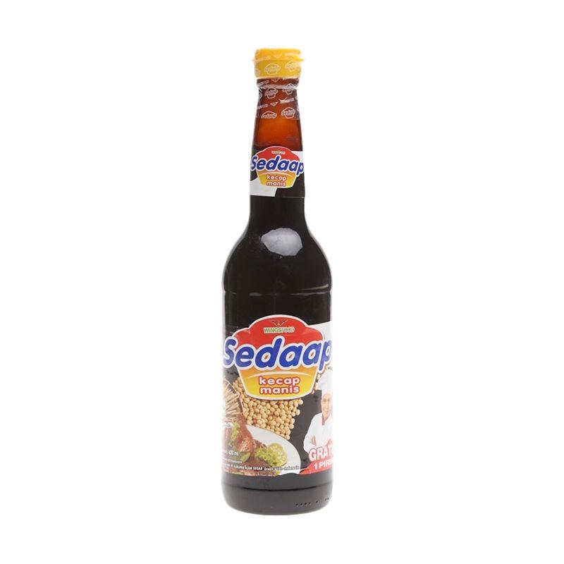 Sedaap Kecap Manis Botol [620 ml]