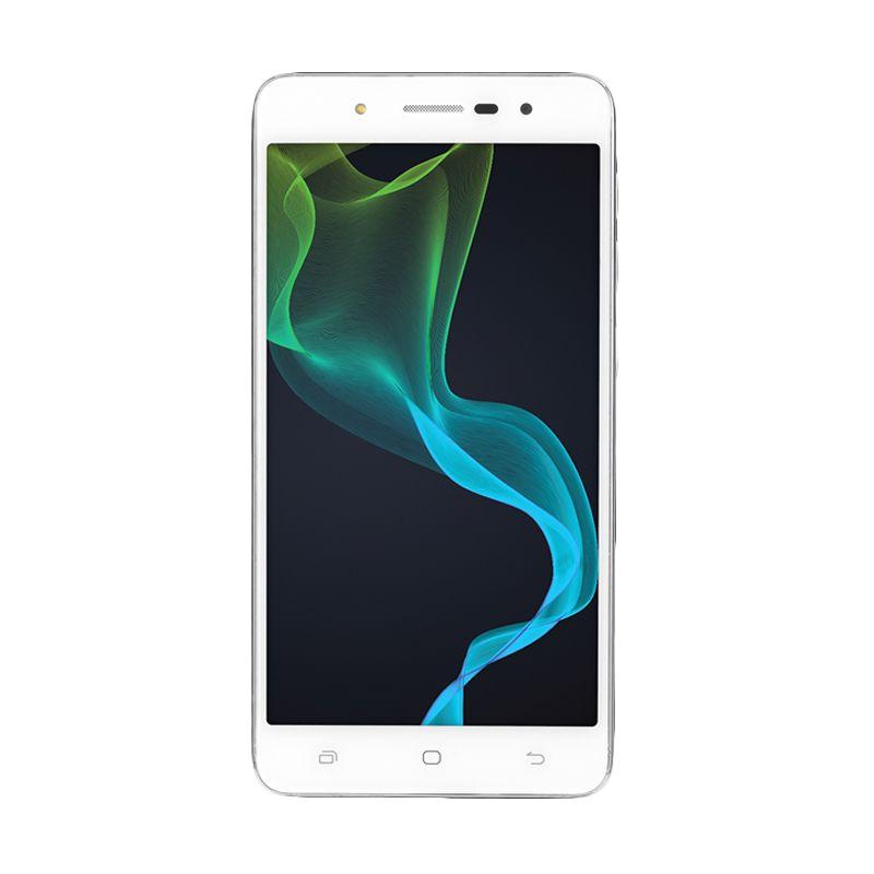 Hisense Pure Shot Smartphone - Putih [16 GB]