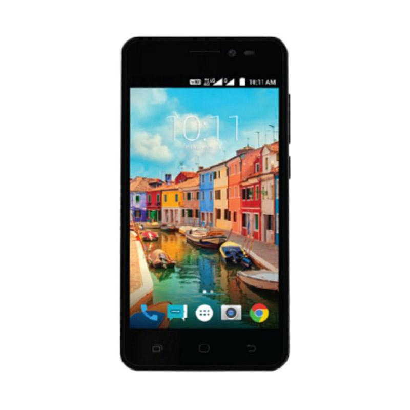 Smartfren Andromax A A16C3H Smartphone - Hitam [8 GB]