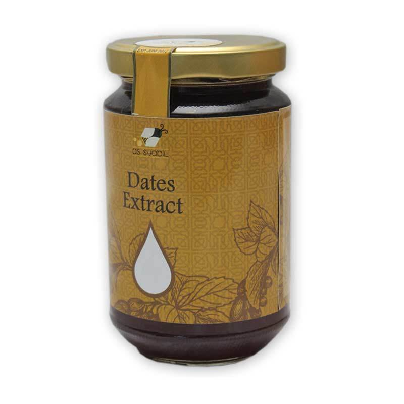 As Syabil Dates Extract Sari Kurma Minuman Herbal