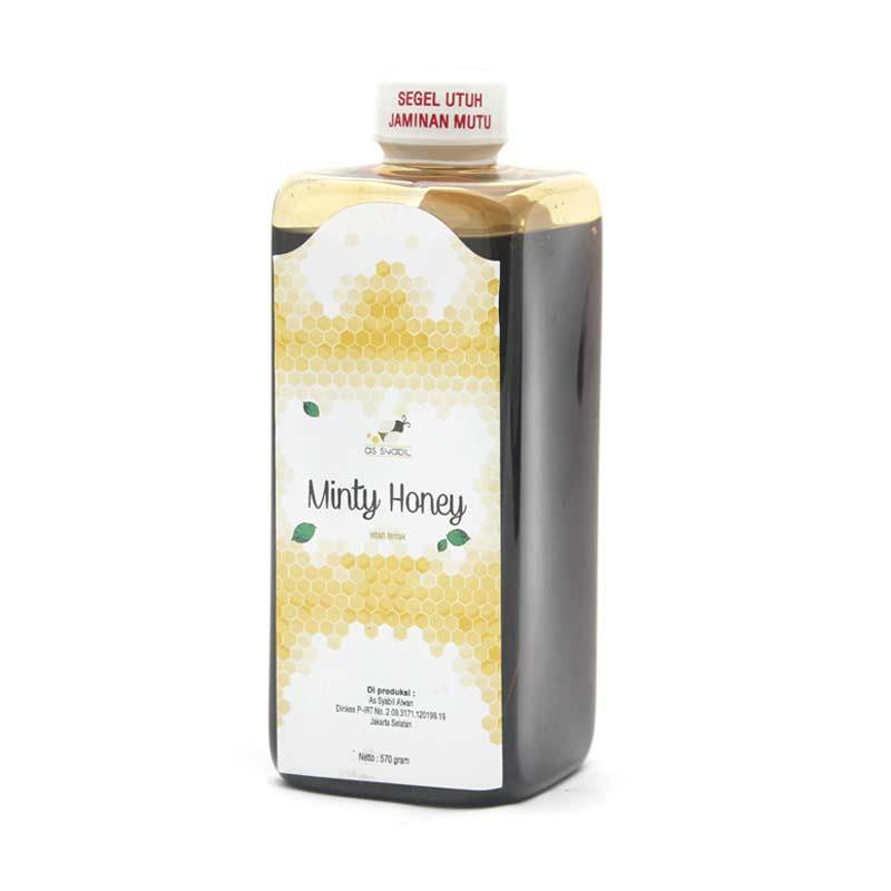 As Syabil Minty Honey Minuman Herbal [570 gr]
