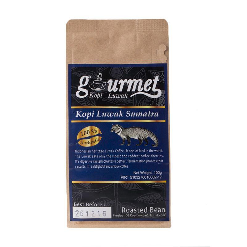 Gourmet Sumatera Luwak Kopi