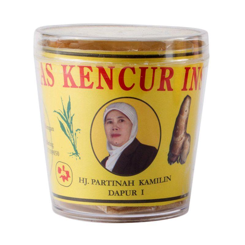 Hj. Partinah Kamilin Beras Kencur Instan Minuman Herbal