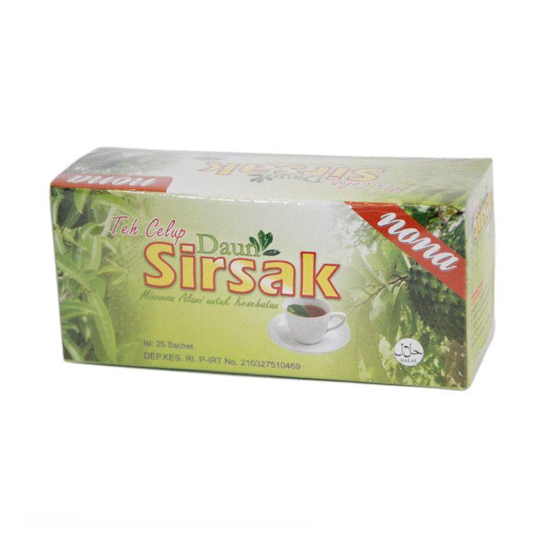 Nona Teh Celup Daun Sirsak Minuman Herbal