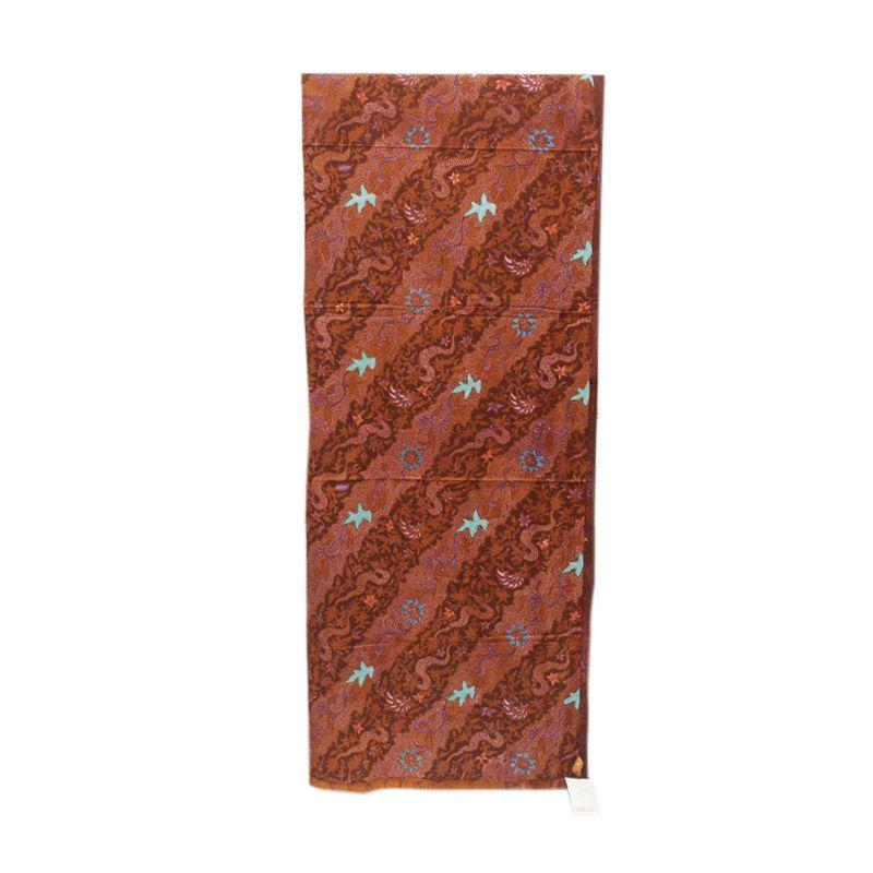 Smesco Trade Cap Motif Bunga Naga Kain Batik