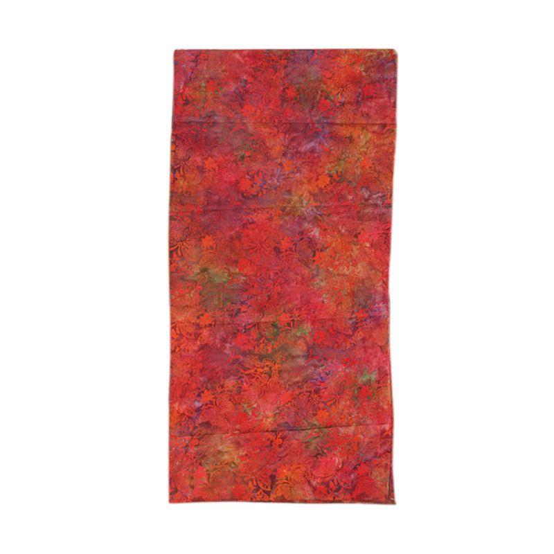 Smesco Trade Cap Pelangi Merah Kain Batik