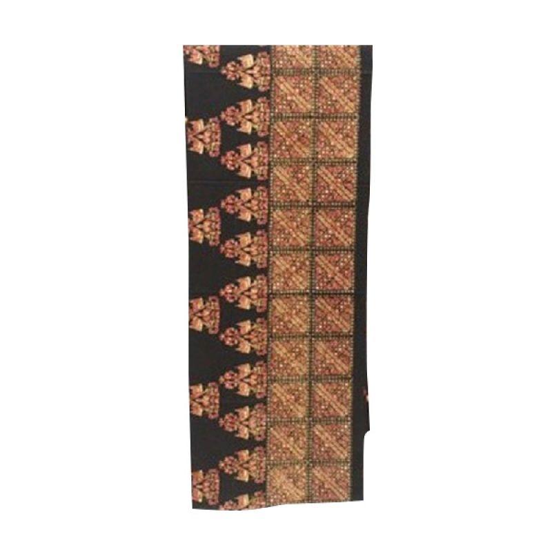 Smesco Trade Katun Minang Cokelat Muda Kain Batik