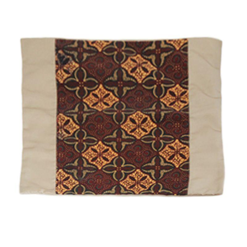 Smesco Trade Batik Kawung Sarung Bantal