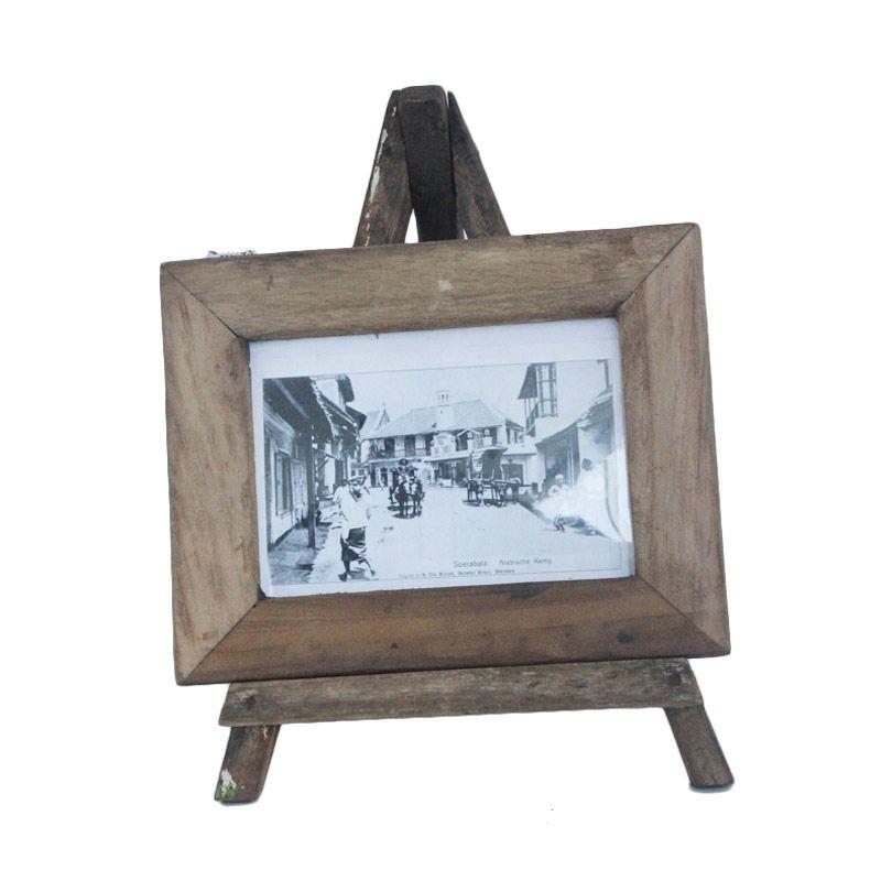 Smesco Trade Kayu Jati Premium Mini Frame Photo