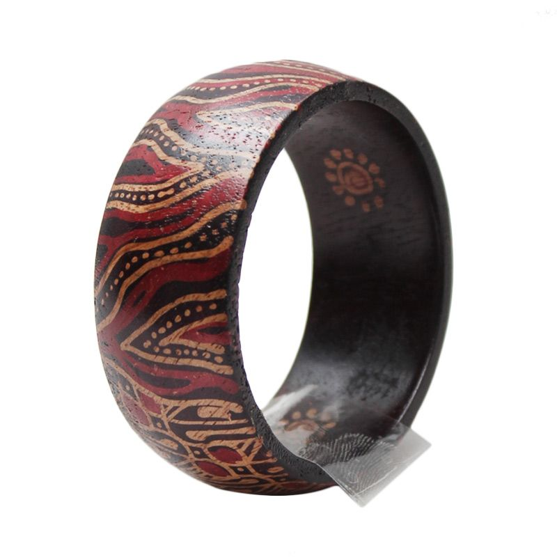 Smesco Trade Napkin Ring Cokelat Gelang