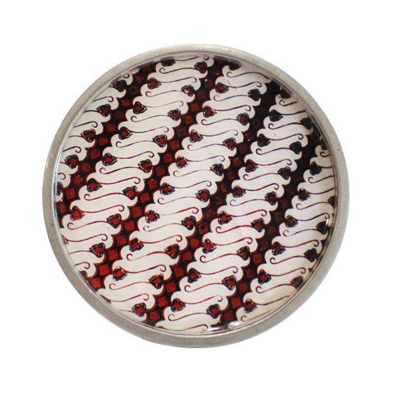 Smesco Trade Parangtritis Bulat Kombinasi Merah Putih Head Belt