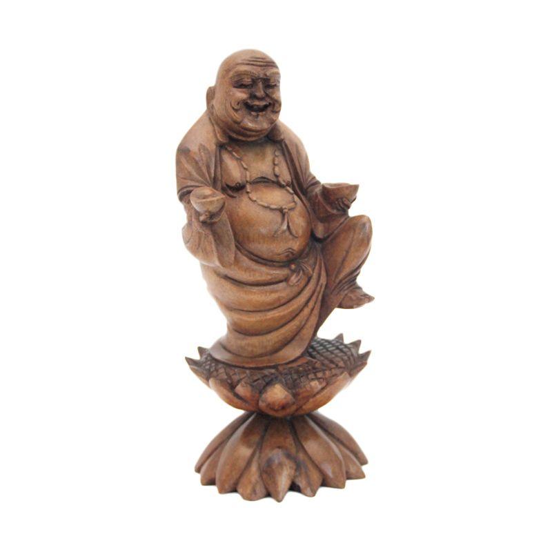 Smesco Trade Budha Pekong Patung Kayu