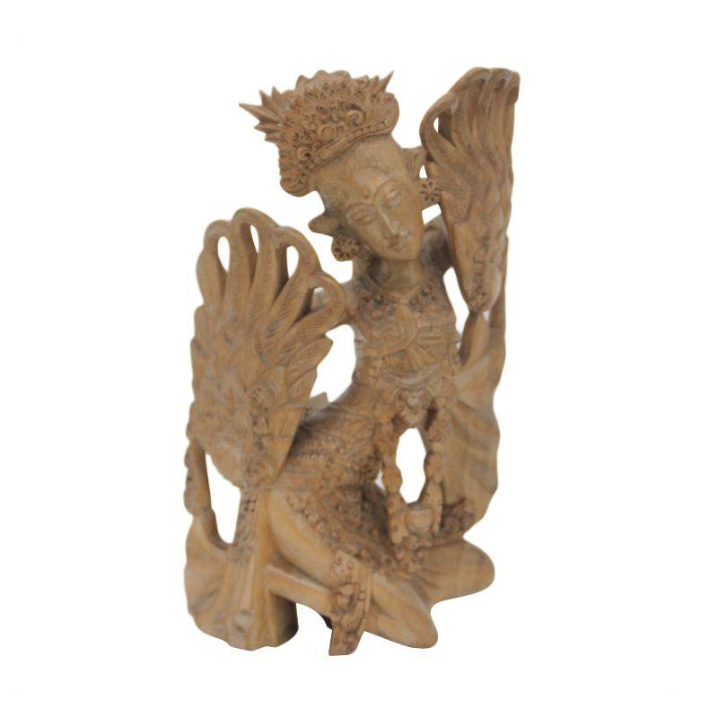 Smesco Trade Tari Garuda Patung Kayu