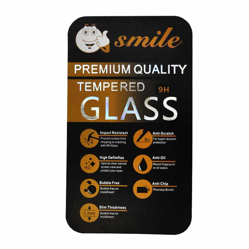 harga Smile Anti Gores Tempered Glass Screen Protector for Lenovo A7010 or K4 Note - Clear Blibli.com