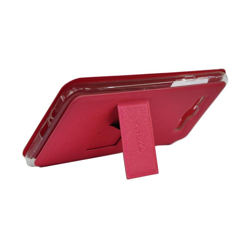 Jual SMILE Flip Cover Casing for Samsung Galaxy Grand Prime G530 - Hot Pink Online - Harga & Kualitas Terjamin | Blibli.com