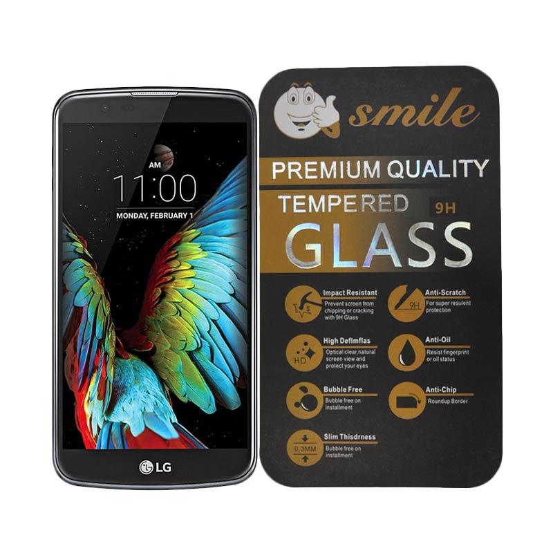 SMILE Tempered Glass for LG K10
