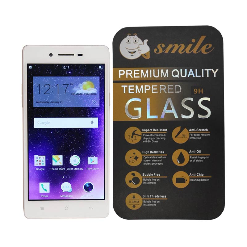 SMILE Tempered Glass for Oppo Neo 7