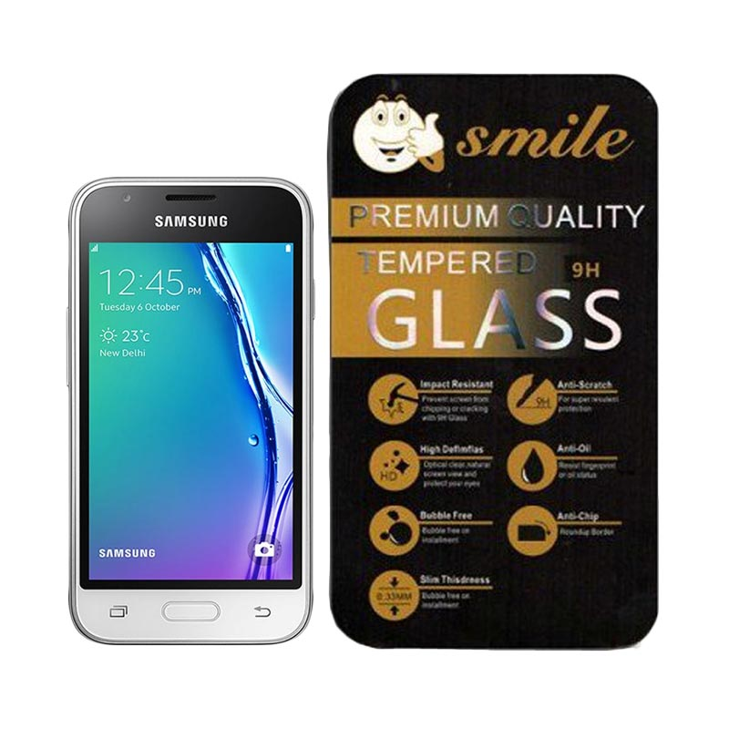 SMILE Tempered Glass for Samsung Galaxy J1 Mini