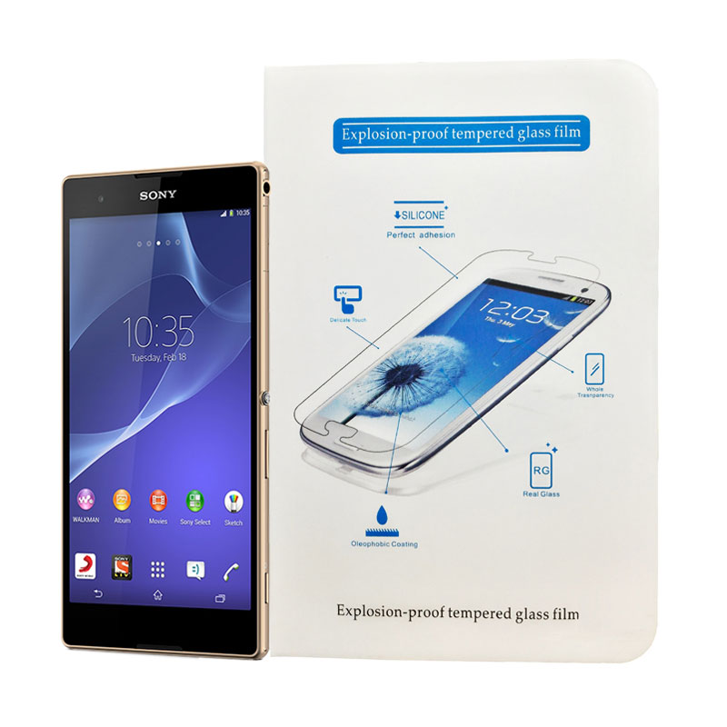 SMILE Tempered Glass for Sony Xperia T2 Ultra