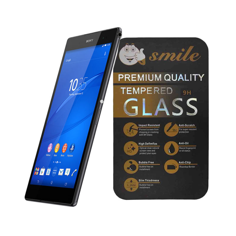 Smile Tempered Glass for Sony Xperia Z4