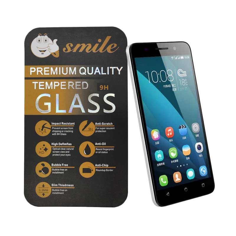SMILE Tempered Glass Screen Protector for Huawei Honor 4X
