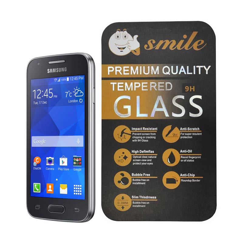 Smile Tempered Glass Screen Protector for Samsung Galaxy Ace 4